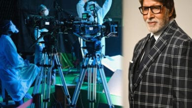 Photo of Big B starts shooting for 'KBC 12' post COVID-19 recovery