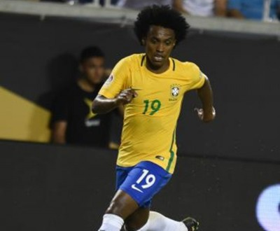 Arsenal rope in Brazil international Willian