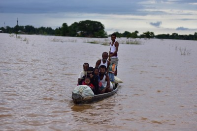 Assam situation limps towards normalcy, 4 lakh still affected