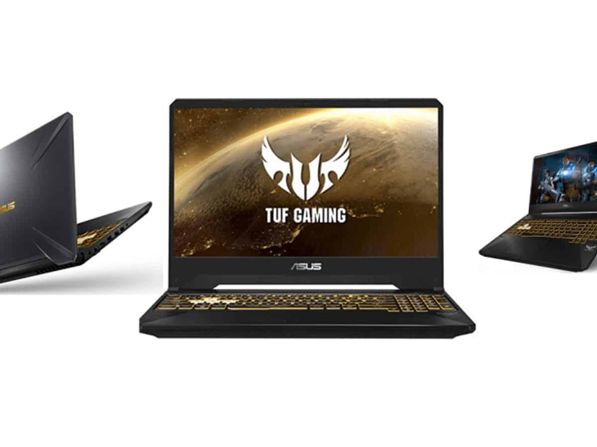 Asus eyes 40% gaming laptop market share in India by 2020 end