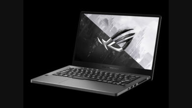 Photo of Asus launches flagship gaming laptop 'Zephyrus G14' in India