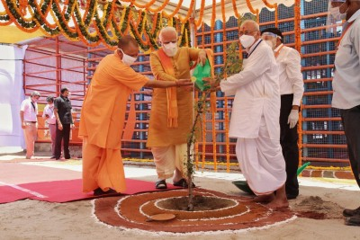 Ayodhya awaits PM Modi for Bhumi Pujan
