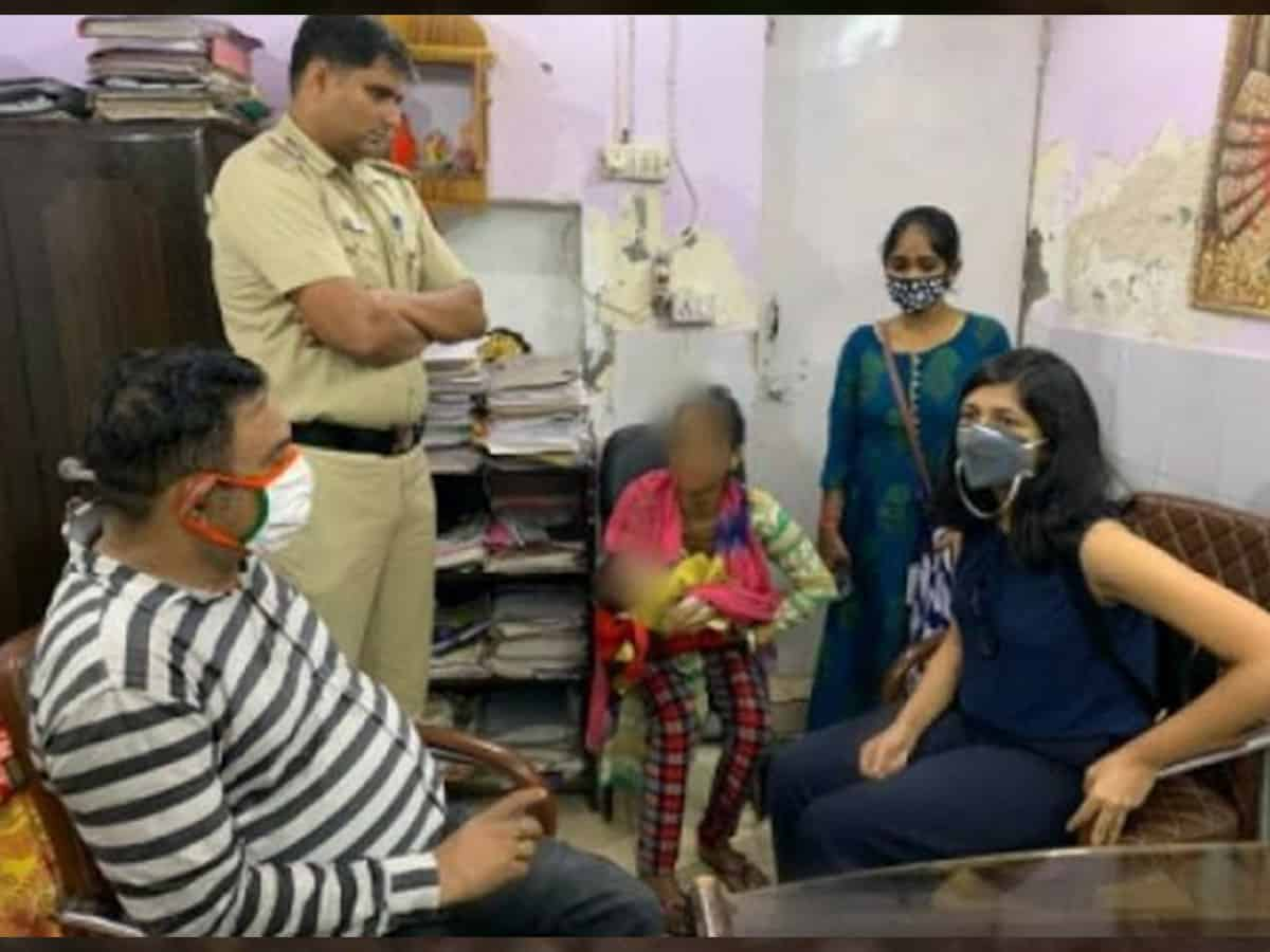 DCW rescues 2.5-month-old girl who was sold several times, 5 arrested