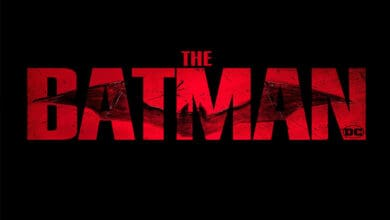 Matt Reeves shares first look of 'The Batman' logo