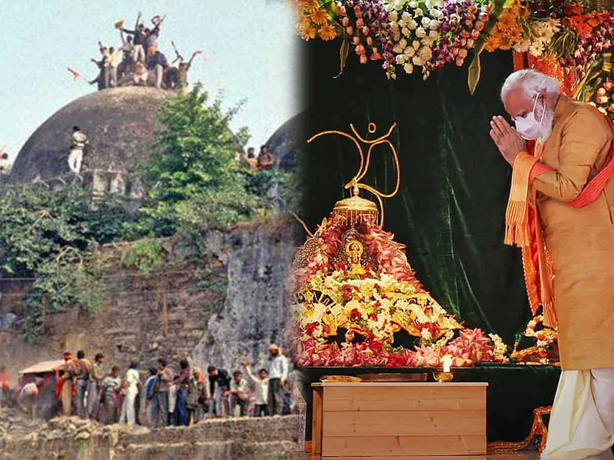 From anger in 1992 to celebratory acceptance: A tale of Indian newspapers on Babri Masjid-Ram Temple