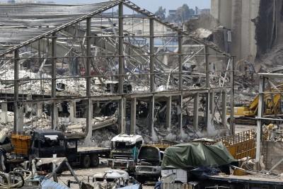 Beirut port is now temporarily operational: UN spokesman