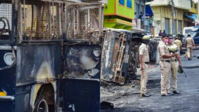 Photo of B'luru: Sec 144 in riot-hit areas extended till 6 am on Aug 16