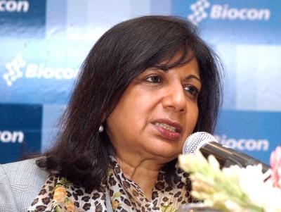 Biocon chief Kiran Mazumdar-Shaw tests Covid-19 positive