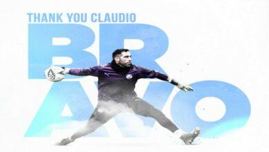 Photo of Manchester City announces Claudio Bravo's departure