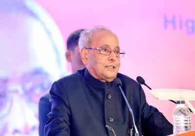 CEC Arora recalls Pranab Mukherjee's 'encyclopaedic knowledge'