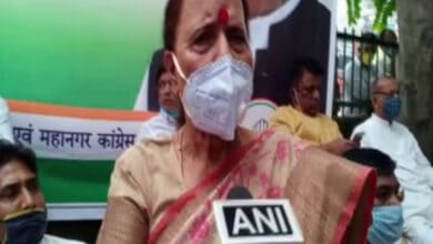 COVID-19: Cong stages protest against 'disastrous' health system in Uttarakhand