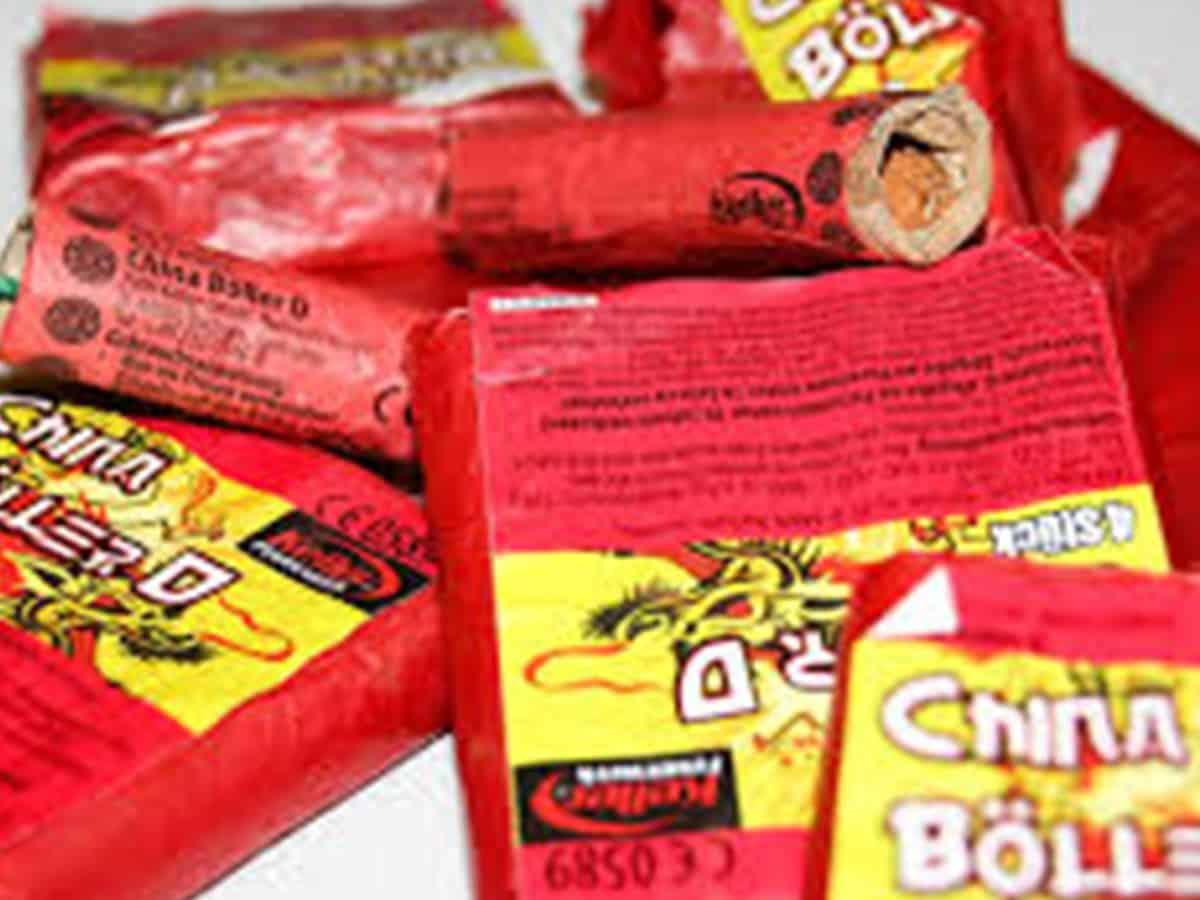 Explosion in cracker unit in Amritsar