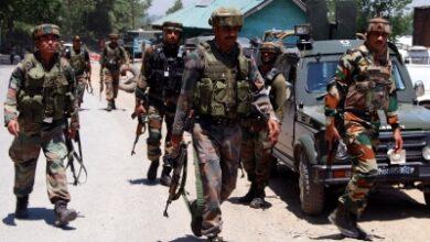 Photo of Militant killed in Kupwara encounter identified as Pakistani