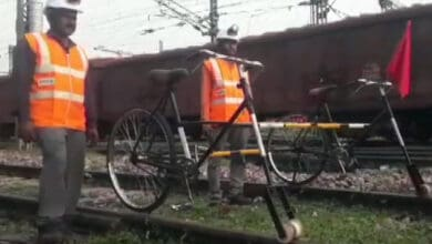 Photo of North Central Railways develops a track inspection cycle