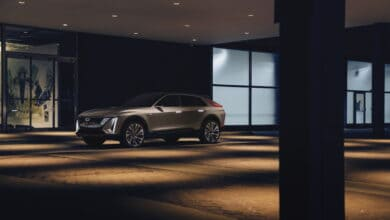 Photo of The all-new Cadillac LYRIQ