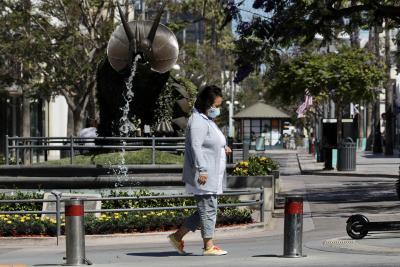California COVID-19 deaths surpass 10k