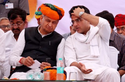 Can Pilot's silence, BSP's plea see a new CM in Rajasthan?