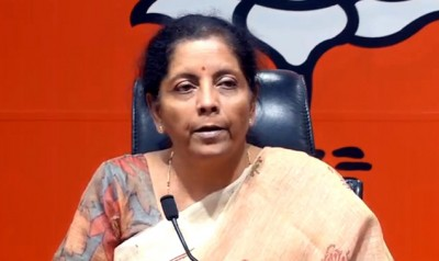 Can't ask states to borrow in lieu of GST compensation: Bengal FM tells Sitharaman