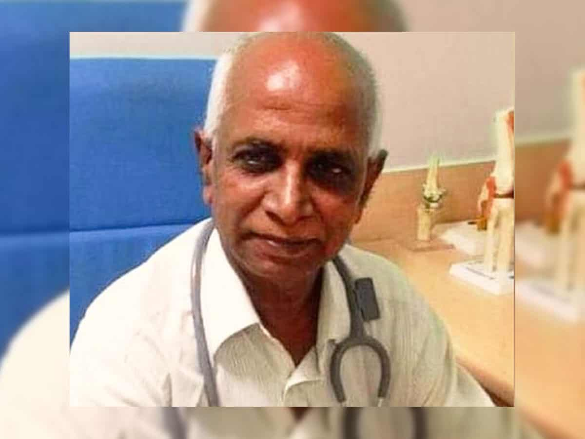 Chennai mourns over the loss of its beloved '5-rupees doctor'