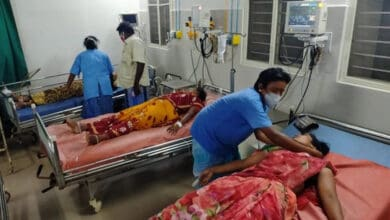 Photo of 20 workers fall ill after gas leak in private agro-products unit in AP