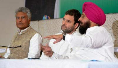 Congress MP Bajwa favours change of guard in his party