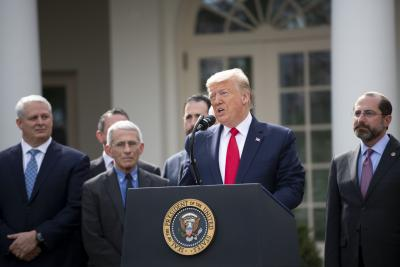 Congress leaves Washington with no deal in sight; Trump pushes for more COVID-19 relief