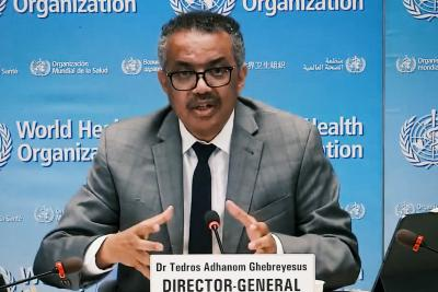 Covid-19 pandemic could be over within 2 years: WHO