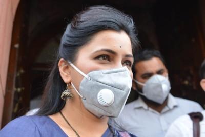 Covid-infected Amravati MP taken to Mumbai as health worsens