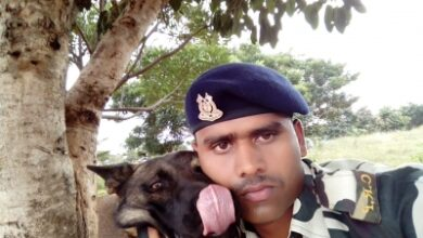 Photo of 'Cracker', who saved 45 CRPF men in 2017, gets special mention by PM