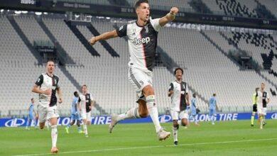 Photo of Cristiano Ronaldo named Juventus' MVP of the Year