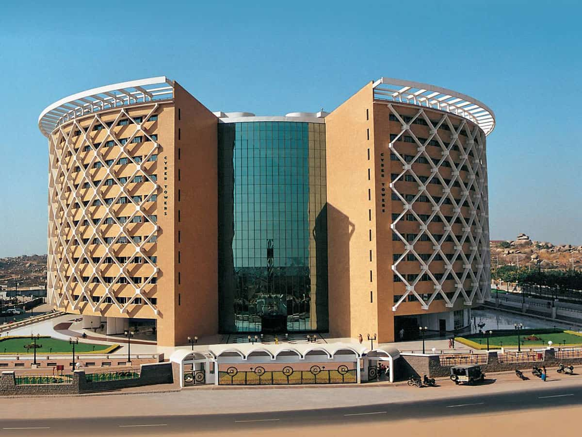 Cyber Tower Hyderabad