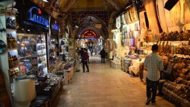 Photo of Istanbul's 700-year-old market Kapali Carsi is still buzzing with visitors