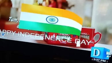 Photo of Pakistan's Dawn channel hacked, Indian flag superimposed