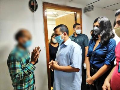 Delhi minor's rape: CM meets victim's family, announces assistance