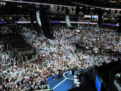 Democratic National Convention to approve party platform