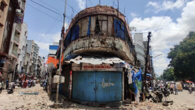 Photo of GHMC demolishes 200 dilapidated structures