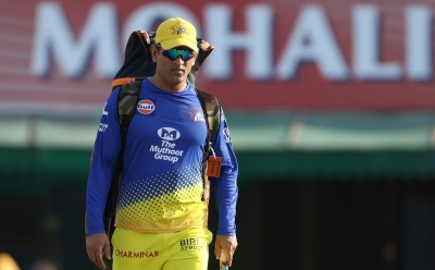 Dhoni tests negative for COVID-19, to join CSK camp in Chennai