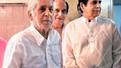Photo of Dilip Kumar's younger brother Aslam Khan dies of COVID-19