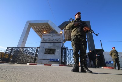Egypt reopens Rafah crossing with Gaza Strip for 3 days