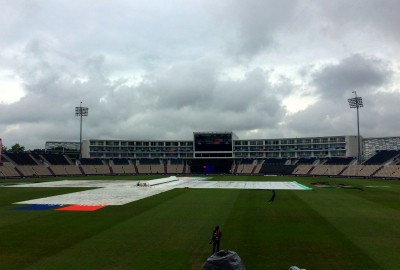 Eng vs Pak 2nd Test: England reach 7/1 as rain washes out day's play