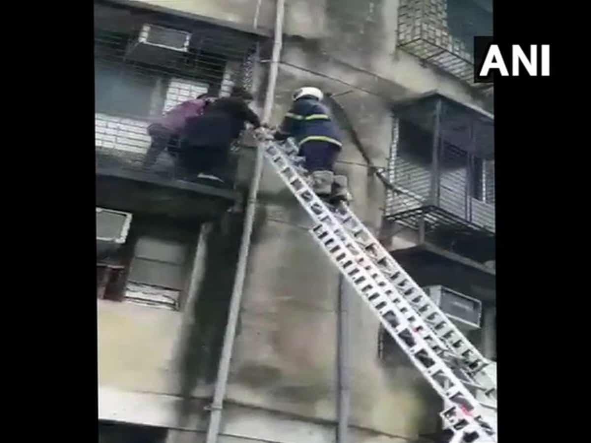 Fire breaks out in Masjid Bunder area of Mumbai, no injuries reported