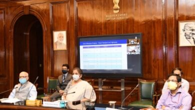 Photo of FM launches online dashboard for National Infrastructure Pipeline