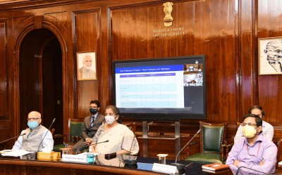 FM launches online dashboard for National Infrastructure Pipeline