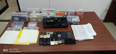 Fake appointment racket busted in Delhi, 5 held