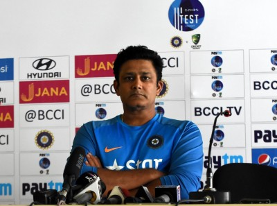 Felt Harbhajan was wronged: Kumble opens up on Monkeygate incident (Lead)