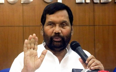 File complaint if any info missing on product package: Paswan
