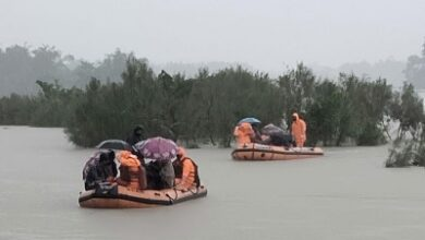 Photo of Flood water recedes in Assam, 11 lakh still distressed