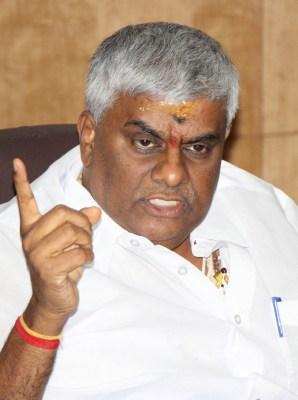 Former K'taka minister Revanna tests Covid positive
