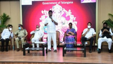 Photo of Ganesh festival 2020: Know what Telangana Minister says