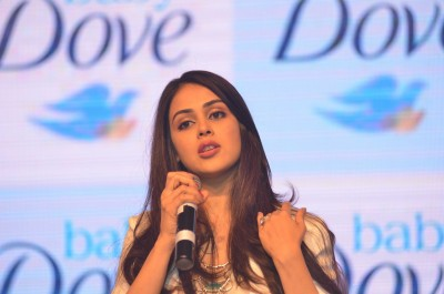 Genelia reveals she tested Covid positive 3 weeks ago, is fine now